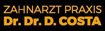 D.Costa T-Shirt Logo